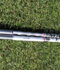 New Matrix Black Tie & White Tie shafts - shot @ 2016 Safeway Open @ Silverado