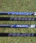 True Temper Project X shafts - June 2019