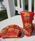 2019 Abertsons Boise Open Scotty Cameron putter cover