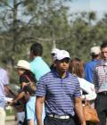 Tiger Woods photos from '11 SD Open