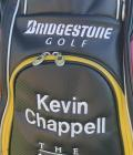 Kevin Chappell WITB photos