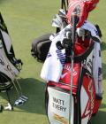 Matt Every with new Callaway driver and new UST Mamiya Element Chrome shaft in play at Deutsche Bank