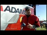 2010 PGA Merchandise Show Demo Day Adams Golf
