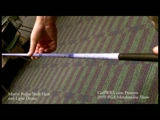 2010 PGA Merchandise Show  Matrix Shafts -Reign Heat/Light Demo