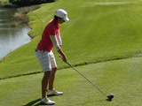 Laura Diaz - LPGA Tour Championship @ Grand Cypress