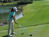 In-Kyung Kim - LPGA Tour Championship @ Grand Cypress