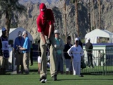 "Tommy ""Two Gloves"" Gainey @ the 2011 Bob Hope"