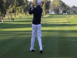 Stewart Cink swing video from SD Open