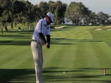 JB Holmes swing video from the SD Open
