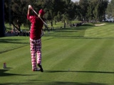 John Daly swing video from the SD Open