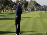 Marc Leishman swing video from the SD Open