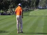 Rickie Fowler swing video from SD Open