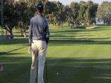 Michael Thompson swing video from SD Open