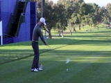 Richard S Johnson swing video from SD Open