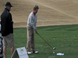 David Toms swing video from WM Phoenix Open