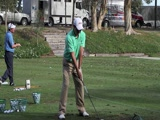 Andres Romero swing video from SD Open
