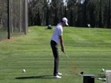 Robert Karlsson swing video #1 from NT LA Open