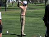 Ryo Ishikawa swing video #2 from NT LA Open