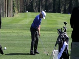 Charley Hoffman swing video  from NT LA Open