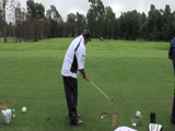 Jason Gore swing video from NT  LA Open