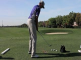 Henrik Stenson swing video from Tavistock Cup