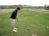 My swing...why am i slicing it?