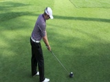 Peter Uihlein swing video from Transitions