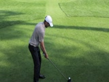 Geoff Ogilvy swing video #2 from Transitions
