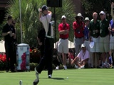 Justin Rose swing video #1