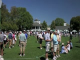 2011 Masters putting green
