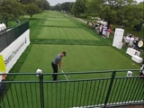 Garry Woodland  2011 BMW Championship 210FPS High Speed