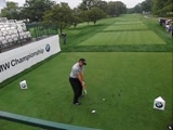 Sergio Garcia 2011 BMW Championship 210FPS High Speed